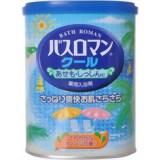 バスロマンクール さわやかなオレンジの香り 850g/バスロマン/薬用入浴剤 薬効温浴/税込\1980以...
