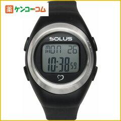 ソーラス 心拍時計(ハートレートモニター) Leisure 800 ブラック(ユニセックス) 01-800-201/SOL...
