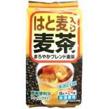 国内産はと麦入り麦茶 24袋/健茶館/麦茶/税込980以上送料無料国内産はと麦入り麦茶 24袋