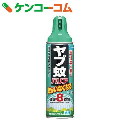 3位 ヤブ蚊バリア 450ml