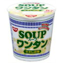 【ケース販売】日清 スープワンタン ネギしお味 32g×12個/日清食品/スープ/税込\1980以上送料...