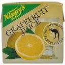 ニッピーズ グレープフルーツジュース 250ml/ニッピーズ/グレープフルーツジュース/税込\1980以...