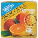 ニッピーズ オレンジジュース(ストレート) 250ml/ニッピーズ/オレンジジュース/税込\1980以上送...