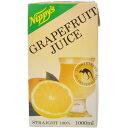 ニッピーズ グレープフルーツジュース 1L/ニッピーズ/グレープフルーツジュース/税込\1980以上...