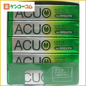 ロッテ ACUOグリーンミント 14粒×20個/ACUO(アクオ)/ガム/送料無料ロッテ ACUOグリーンミント ...