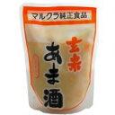マルクラ 玄米あま酒 250g/甘酒/税込980以上送料無料マルクラ 玄米あま酒 250g[マルクラ食品]