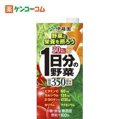 1日分の野菜 1L×6本[伊藤園 一日分の野菜 野菜ジュース]【送料無料】