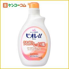 ビオレu うるおいしっとり肌 フローラルフルーティの香り ポンプ 550ml/ビオレu(ビオレユー)/ボ...