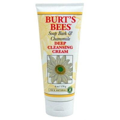 バーツビーズ ディープクレンジングクリーム ソープバーク&カモミール170g(正規輸入品)/Burts B...