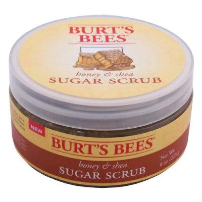 バーツビーズ ボディスクラブ ハニーアーモンド&シア225g(正規輸入品)/Burts Bees(バーツビーズ...