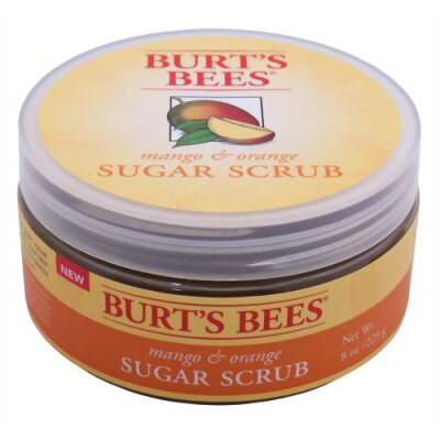 バーツビーズ ボディスクラブ マンゴー&オレンジ225g(正規輸入品)/Burts Bees(バーツビーズ)/ボ...