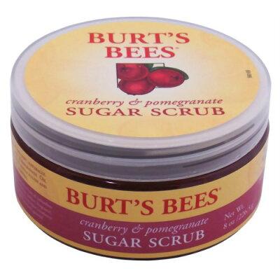 バーツビーズ ボディスクラブ クランベリー&ポメグラネイト226.5g(正規輸入品)/Burts Bees(バー...
