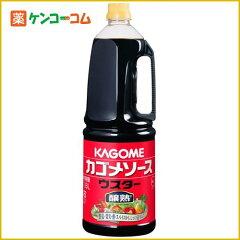 カゴメ 醸熟 ウスターソース 業務用 1.8L/カゴメソース/ウスターソース(業務用)/税込\1980以上...
