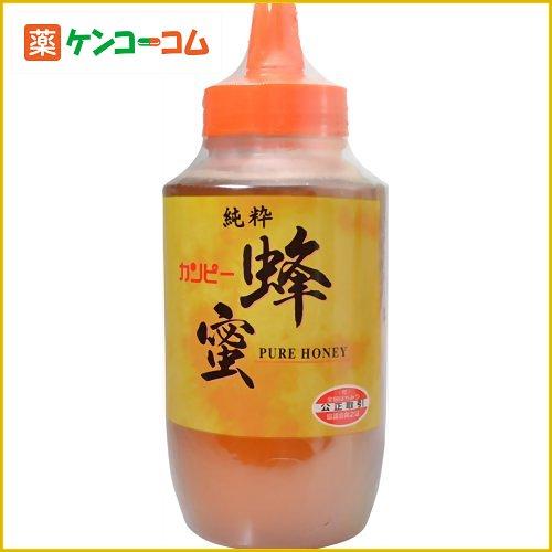 カンピー純粋蜂蜜1000g 【楽天市場】カンピー 純粋蜂蜜 1000g[カン...