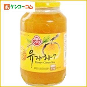 蜂蜜ゆず茶 1kg[ケンコーコム 柚子茶(韓国ゆず茶)]【19_k】【あす楽対応】