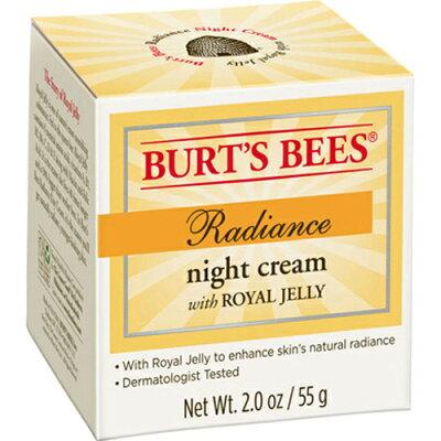 バーツビーズ ラディアンス ナイトクリーム55g(正規輸入品)/Burts Bees(バーツビーズ)/自然派ク...