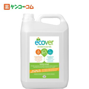 Ecover(エコベール) 食器用洗剤 レモン 5000ml/Ecover(エコベール)/洗剤 食器用/送料無料Ecover...