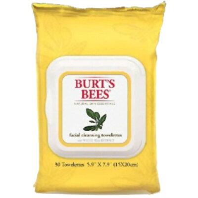 バーツビーズ フェイシャルクレンジングティッシュ30枚入(正規輸入品)/Burts Bees(バーツビーズ...
