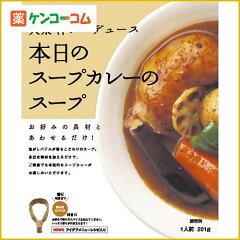 大泉洋プロデュース 本日のスープカレーのスープ 1人前/大泉洋プロデュース/スープカレー(レト...
