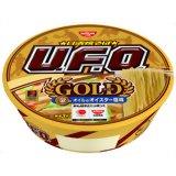 【ケース販売】日清焼そばU.F.O.GOLD 金のオイルのオイスター塩味 118g×12個/日清食品/カップ...