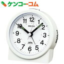 セイコー 電波目ざまし時計 KR325W