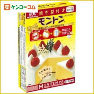 森永 モントン スポンジケーキミックス プレーン 173g/森永製菓/ケーキミックス/税込2052円以上...