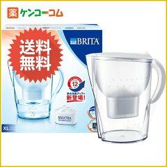 ブリタ ポット型浄水器(2.0L) マレーラ XL BJ-NMX/BRITA(ブリタ)/ポット型浄水器/送料無料ブリ...