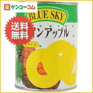【ケース販売】BLUE SKY パインアップル スライス 10枚 565g×24個入/BLUE SKY/パイナップル(缶...