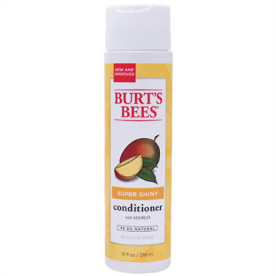 バーツビーズ コンディショナー マンゴー295ml(正規輸入品)/Burts Bees(バーツビーズ)/自然派ヘ...