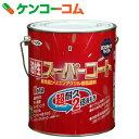 アサヒペン 油性スーパーコート 水色 1.6L【送料無料】