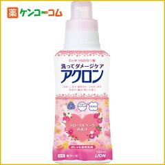 アクロン フローラルブーケの香り 500ml/アクロン/洗剤 衣類用(ドライマーク用)/税込2052円以上...