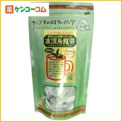 リーフそのままティーバッグ 謝さんの茶園で作った凍頂烏龍茶 20杯分 2g×20p/久順銘茶/凍頂烏...