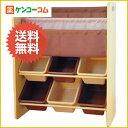 リトルプリンセス ブック&小物収納ケース チョコレートブラウン/リトルプリンセス/キッズ 収納/...