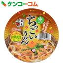 五木 ちっこいうどん 松茸風味 110g×12個[五木 うどん(インスタント)]