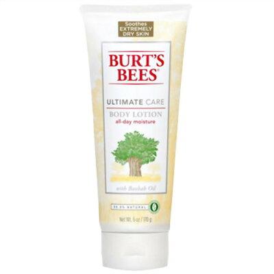 バーツビーズ アルティメットケア ボディローション 170g(正規輸入品)/Burts Bees(バーツビーズ...