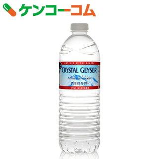 クリスタルガイザーミネラルウォーター500ml×48本(正規輸入品エコポコボトル)シャスタ産