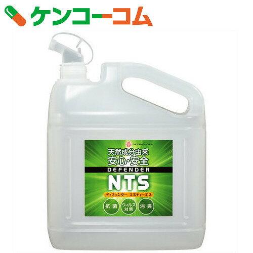 インターリンクス ディフェンダー NTS 4L[インターリンクス 除菌スプレー]【送料無料】