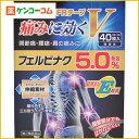 ビーエスバンFRテープV 40枚入(8枚×5袋)/ビーエスバン/肩こり・腰痛・筋肉痛/プラスター/フェ...