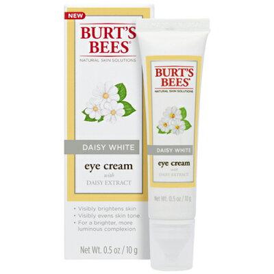 バーツビーズ デイジーホワイト アイクリーム 10g(正規輸入品)/Burts Bees(バーツビーズ)/自然...