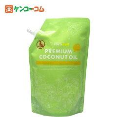 ココウェル プレミアムココナッツオイル 500ml/ココウェル/ココナッツオイル(ヤシ油)/税込1980...