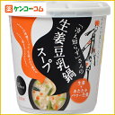 永谷園 「冷え知らず」さんの生姜豆乳鍋カップスープ 29.5g/「冷え知らず」さん/豆乳スープ/税...