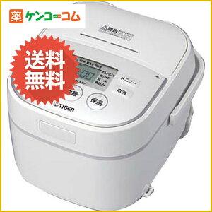 タイガー マイコン炊飯ジャー(3合炊き) 炊きたて tacook(タクック) JBU-A550-W ホワイト/TIGER(...