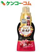 【在庫限り】ボールド 濃蜜コンパクト ルビーフローラルの香り 本体 360g[ボールド 柔軟剤入り洗剤]【vpc】