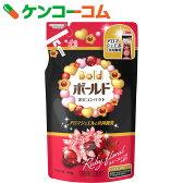 【在庫限り】ボールド 濃蜜コンパクト ルビーフローラルの香り 詰替 320g[ボールド 柔軟剤入り洗剤]【vpc】