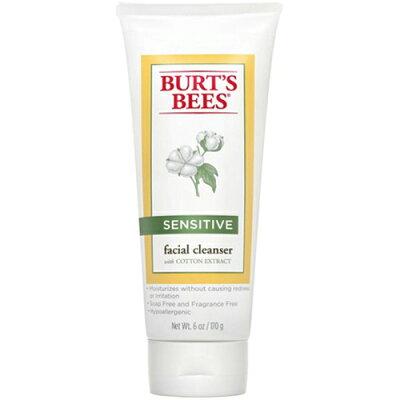 バーツビーズ STVフェイシャルクレンザー(洗顔料) 170g/Burts Bees(バーツビーズ)/洗顔料 ダブ...