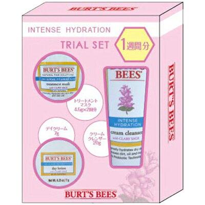 バーツビーズ インテンスハイドレーション トライアルセット/Burts Bees(バーツビーズ)/トライ...