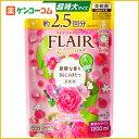 フレア フレグランス 柔軟剤 フローラル&スウィートの香り 超特大サイズ つめかえ用 1200ml/フ...