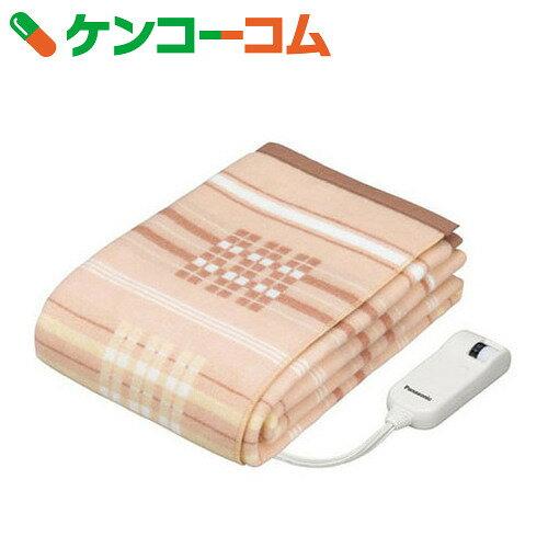 パナソニック 電気かけしき毛布 シングルLサイズ DB-R40L-D オレンジ【送料無料】