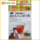 あじかん あじかんのおいしいごぼう茶 1.0g×15包入/あじかん/ごぼう茶(ゴボウ茶)/税抜1900円以...