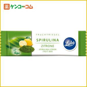 ルブス オーガニックフルーツバー スピルリナ&レモン 40g/ルブス/フルーツバー/税込2052円以上...
